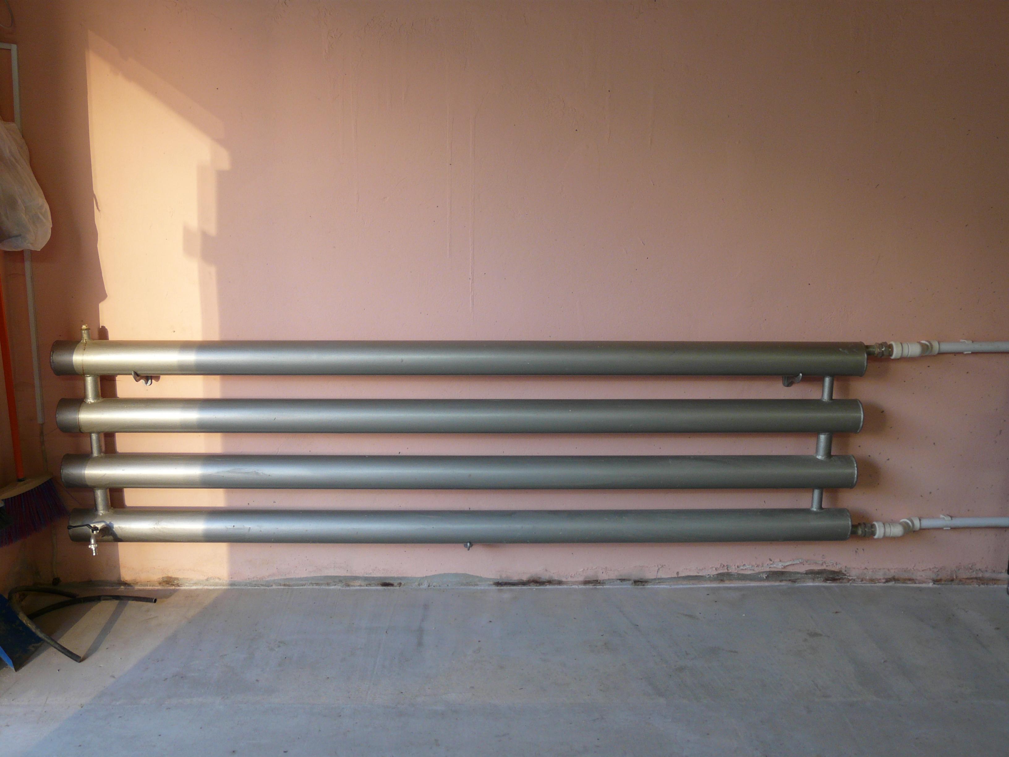 Теплый пол своими руками в гараже