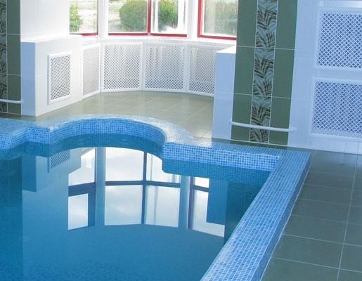 Дизайн бассейн в частном доме